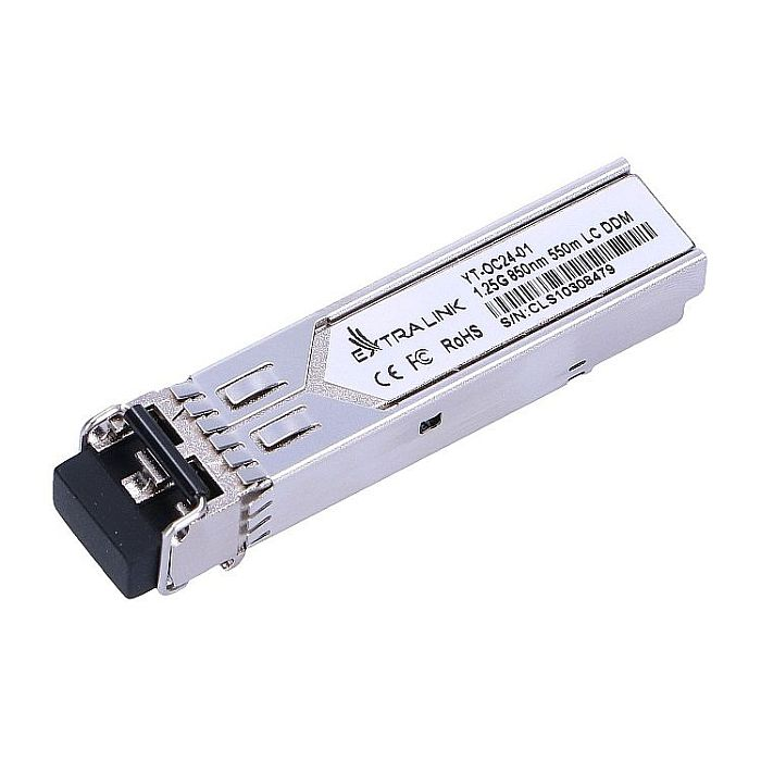 EXTRALINK SFP 1.25G 850NM 550M MM DDM