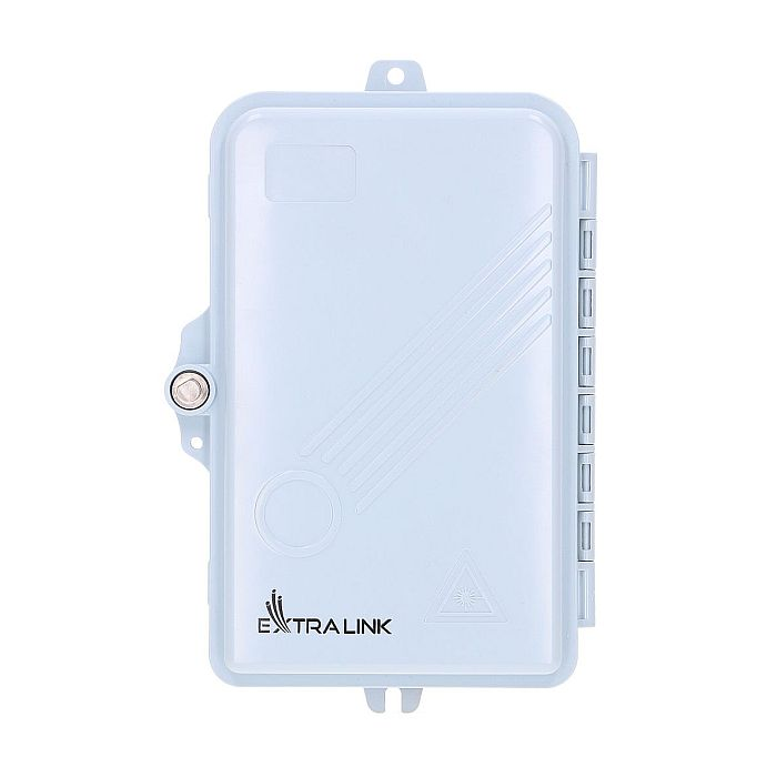 EXTRALINK BETTY 4 CORE FIBER OPTIC DISTRIBUTION BOX