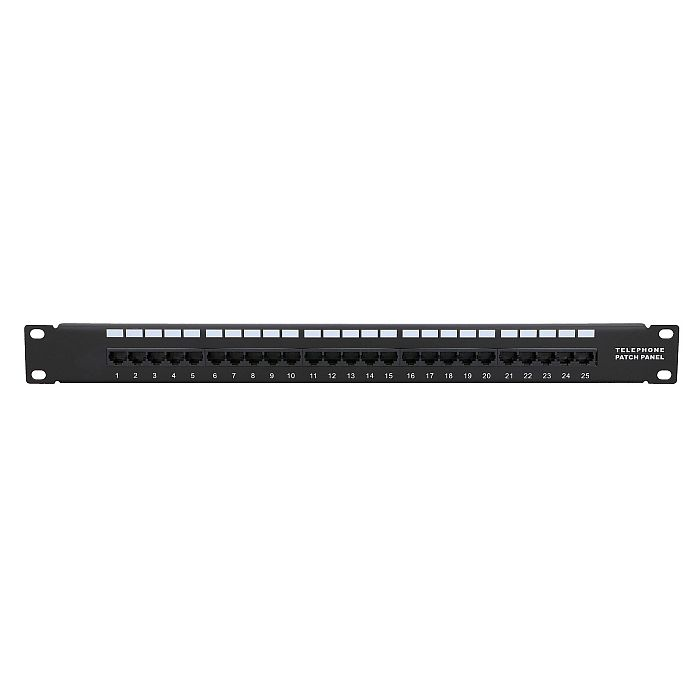 EXTRALINK 25 PORT VOICE PATCH PANEL
