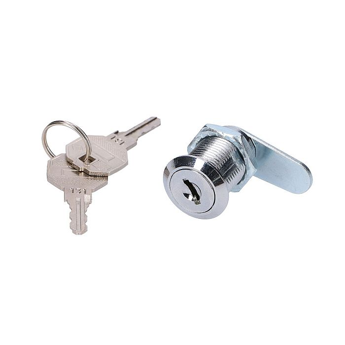 EXTRALINK ROUND LOCK FOR CABINETS