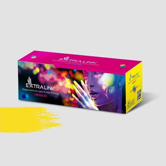 EXTRALINK HP CF212A TONER YELLOW PREMIUM LASERJET PRO200 COLOR M 251NW/200 COLOR M 276NW/200 COLOR M 276N