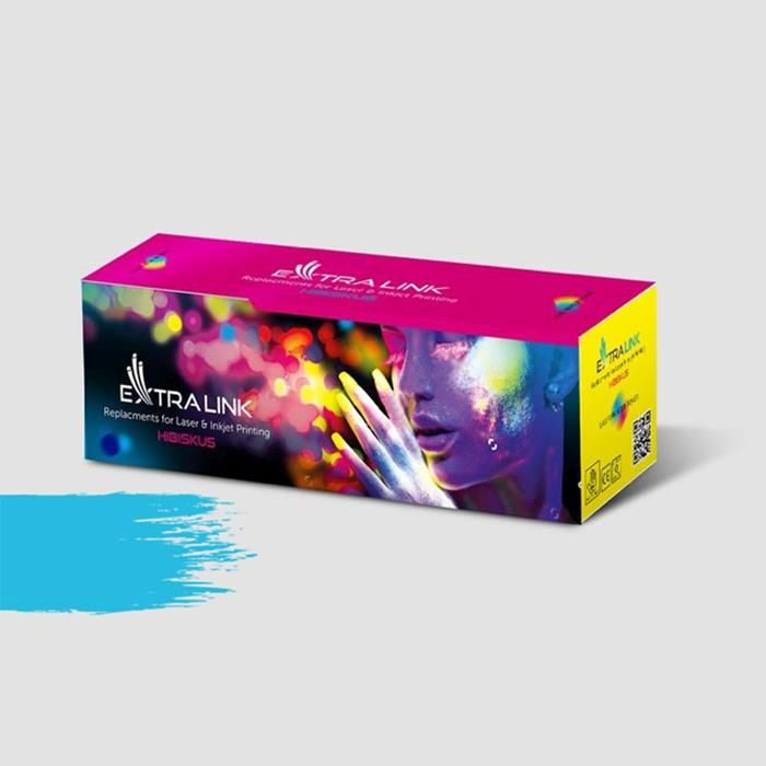 EXTRALINK HP CF211A TONER CYAN PREMIUM LASERJET PRO200 COLOR M 251NW/200 COLOR M 276NW/200 COLOR M 276N